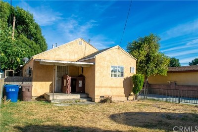 El Monte Multi Family Home For Sale: 2628 Cogswell Road