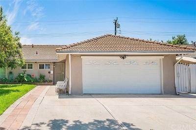 Santa Ana Single Family Home For Sale: 2810 W Brook Street