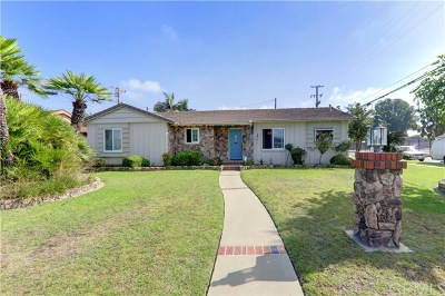 Downey Single Family Home For Sale: 9293 Muller Street