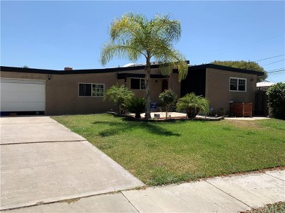 Whittier Single Family Home For Sale: 15466 Jenkins Drive