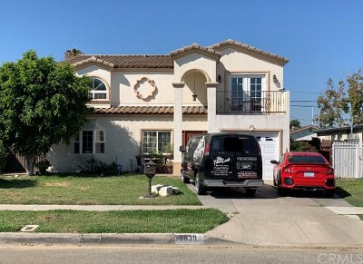 Pico Rivera Single Family Home For Sale: 9639 Sunglow Street