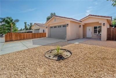 San Bernardino Single Family Home For Sale: 1074 Wilson Street