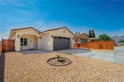 San Bernardino Single Family Home For Sale: 1070 Wilson Street