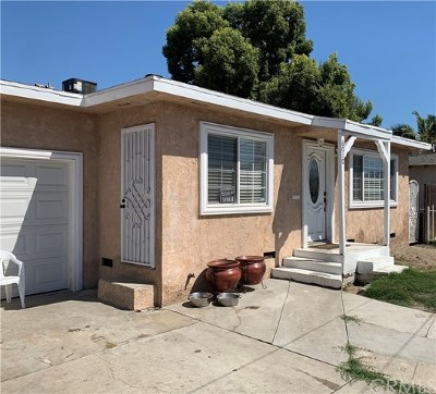 Maywood Single Family Home For Sale: 6010 Woodlawn Avenue