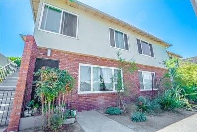 Long Beach Condo/Townhouse For Sale: 2420 E 4th Street #5