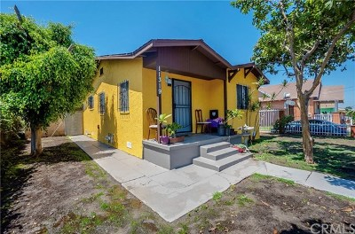 Los Angeles Single Family Home For Sale: 11319 Monitor Avenue