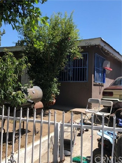 Los Angeles Multi Family Home For Sale: 9022 Baring Cross Street