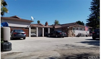 Covina Single Family Home For Sale: 4408 N Lyman Avenue