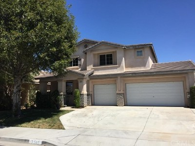 Perris Single Family Home For Sale: 3545 Shadow Court