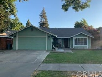 Merced Single Family Home For Sale: 3304 Shamrock Place