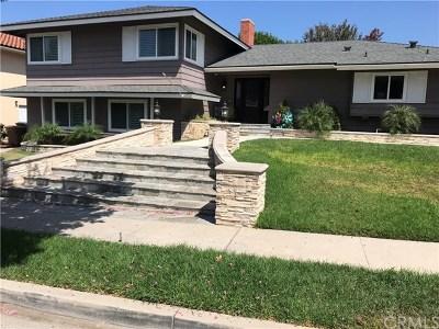 Brea Single Family Home For Sale: 1304 Birchcrest Avenue