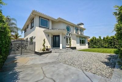 Downey Single Family Home For Sale: 9235 Brookshire Avenue