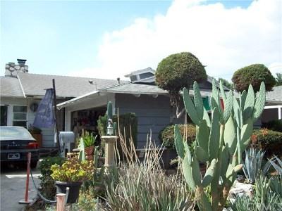 Lynwood Single Family Home For Sale: 4326 Nedra Street