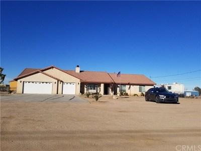 Hesperia CA Single Family Home For Sale: $324,999