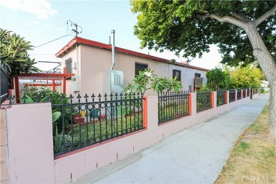 Lakewood Single Family Home For Sale: 11921 209th Street