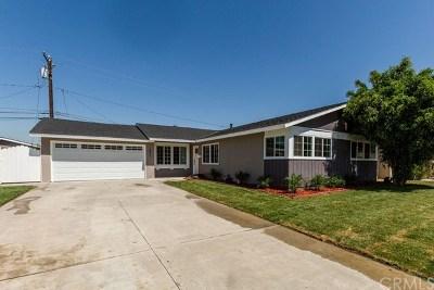 Buena Park Single Family Home For Sale: 8051 Holder Street