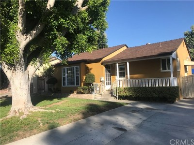 Whittier CA Single Family Home For Sale: $539,000