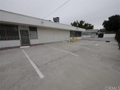San Bernardino Commercial For Sale: 1070 W Base Line Street