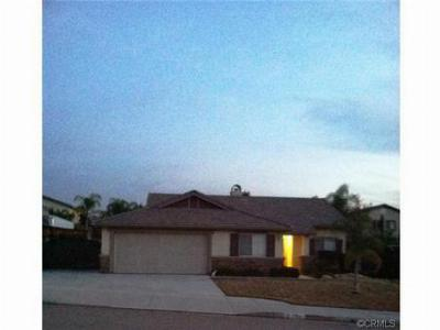 Highland Single Family Home Closed: 7841 Calle Carrisa Street
