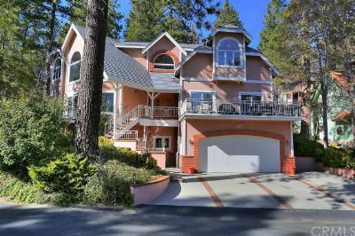 Lake Arrowhead Single Family Home For Sale: 28068 Peninsula Drive