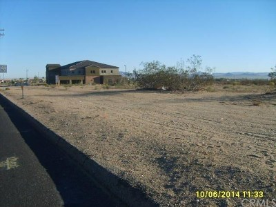 Victorville Residential Lots & Land For Sale: 11783 Amethyst Road
