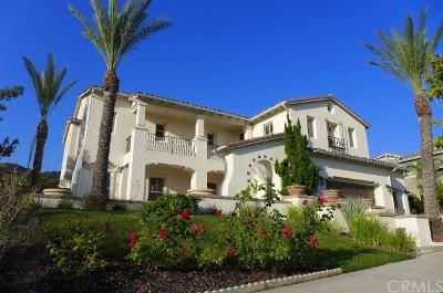 Corona Single Family Home For Sale: 8225 Sanctuary Drive