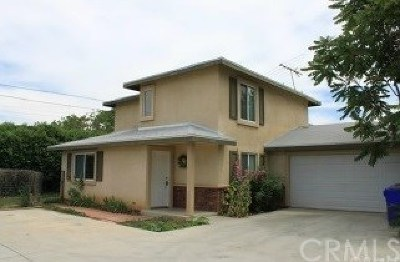 Yucaipa Multi Family Home For Sale: 34960 Wildwood Canyon Road