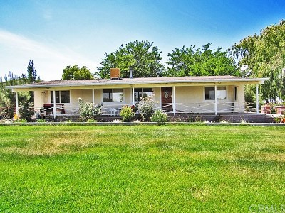 Lake Hughes Single Family Home For Sale: 48745 3 Points Road