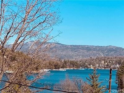 Lake Arrowhead Single Family Home For Sale: 27536 West Shore Road