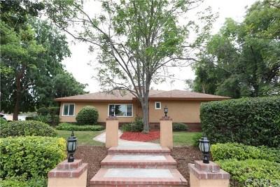 Redlands Single Family Home For Sale: 301 Ivy Street