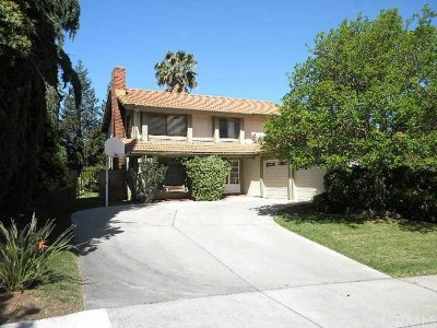 Redlands Single Family Home For Sale: 1420 Mills Avenue