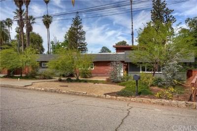 Redlands Single Family Home For Sale: 516 W Crescent Avenue