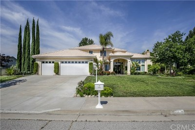 Redlands Single Family Home For Sale: 1469 Hampton Road