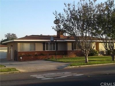 Rialto Single Family Home For Sale: 233 E Etiwanda