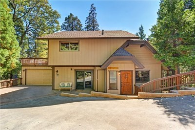 Lake Arrowhead Single Family Home For Sale: 353 Castle Gate Road