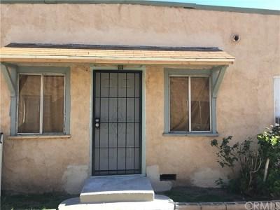 San Bernardino Multi Family Home For Sale: 538 N G Street