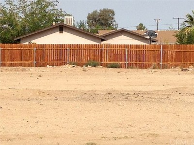 Adelanto Residential Lots & Land For Sale: Bellflower