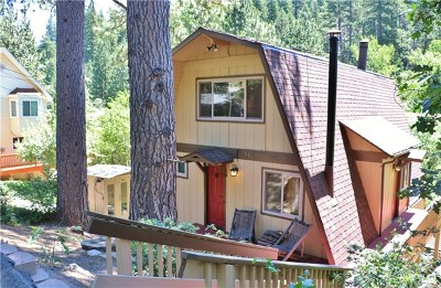 Lake Arrowhead Single Family Home For Sale: 345 Fairway Drive