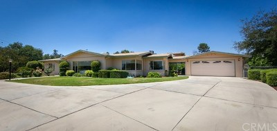 Redlands Single Family Home Active Under Contract: 31370 Mesa Drive