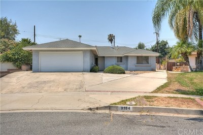 Rancho Cucamonga Single Family Home For Sale: 9164 Lomita Drive