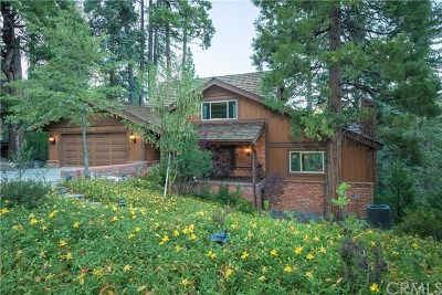 Lake Arrowhead Single Family Home For Sale: 125 N Fairway Drive