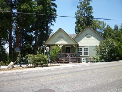 Lake Arrowhead Single Family Home For Sale: 303 A Lane