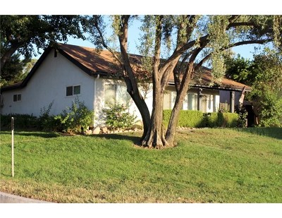 Yucaipa Single Family Home For Sale: 13646 Cottonwood