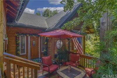Lake Arrowhead Single Family Home For Sale: 27295 Bernina Drive