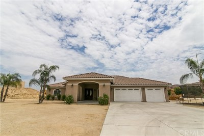 Colton Single Family Home For Sale: 8098 Reche Canyon Road