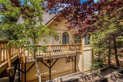 Lake Arrowhead Single Family Home For Sale: 528 Rainier Road