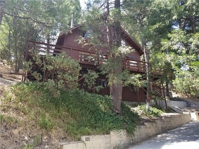 Twin Peaks Single Family Home For Sale: 458 Clubhouse Drive