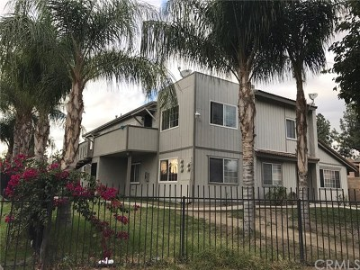 Rialto Multi Family Home For Sale: 1094 N Vista Avenue