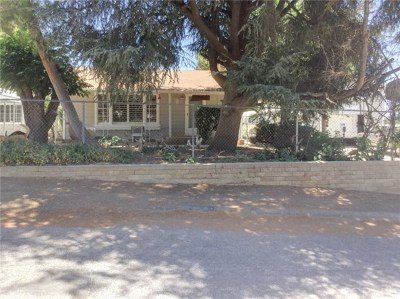 Cherry Valley Single Family Home For Sale: 10296 Jonathan Avenue