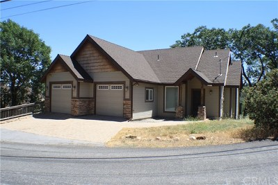 Lake Arrowhead Single Family Home For Sale: 1499 Grass Valley Road